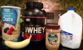 healthy weight gainer shakes