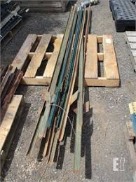 11 10 Assorted Style Fence Posts Other Online Auctions 1 Listings Equipmentfacts Com Page 1 Of 1