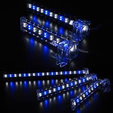 Shop bán Bóng đèn led cho bể cá - Đèn LED kẹp bể cá XiLong D40 - Đèn hồ cá  giá rẻ SIÊU BỀN giá chỉ 199.000₫