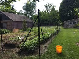 7 5 Feet Tall Garden Fence In Ri