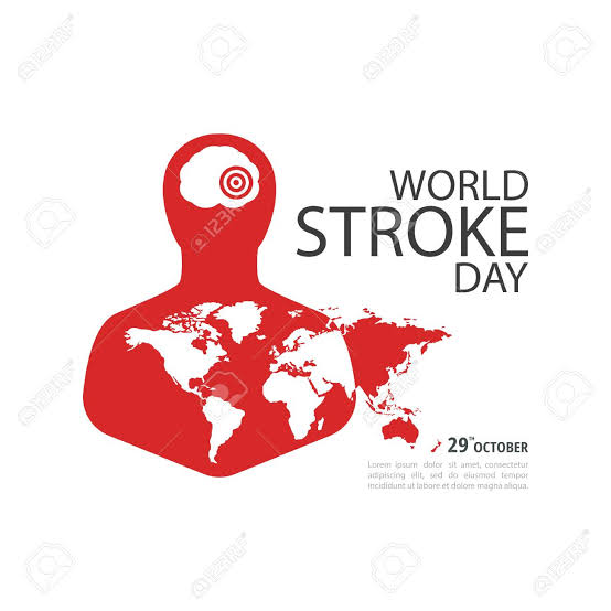 Image result for world stroke day 2019 theme""