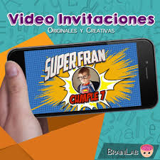 Video Invitacion Superheroe Para Enviar Por Whatsapp 500 00 En