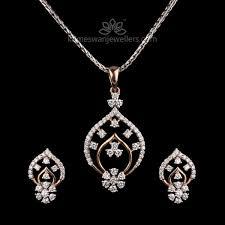 alluring diamond pendant set diamond