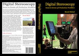 digital stereoscopy scene to screen