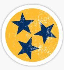 Tennessee Tri Star Sticker State Traditions