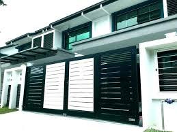 House Entry Gate Design Stoneme Co