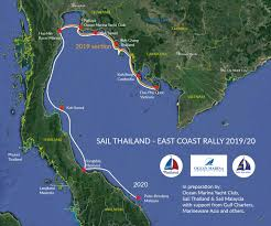 sail thailand rally short sweet