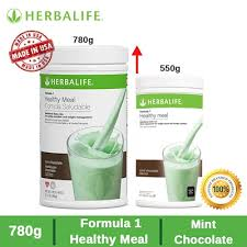 healthy meal nutritional shake mix
