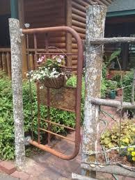 up cycled diy garden gate ideas mini