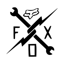 Fox Racing Quartz Logo Vinyl Decal Sticker
