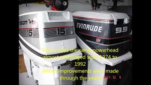 convert a johnson or evinrude 9 9 hp