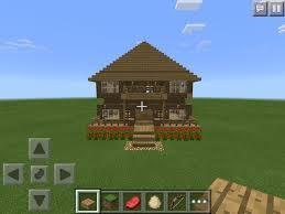 ment faire une maison de minecraft