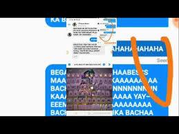 I-SHARIYA-BANO OURF DARK SHDOW GANGK KA KHUSRA ON VIDO CP BOL KR XHUD GYA  AB YE MAHA AFZAL WALI ID - YouTube
