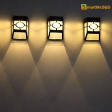 Solar Energy Led Wall Lamp Outdoor Fence Garden Palace Design Light Shopee Philippines