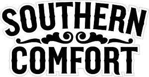 Southern Comfort Alcohol Bumper Sticker Wall Decor Vinyl Decal 5 X 2 6 Ebay