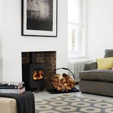 wood burning stove no surround google