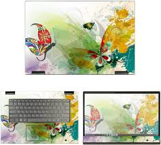 Amazon Com Decalrus Protective Decal Butterfly Skin Sticker For Lenovo Yoga 730 15 15 6 Screen Case Cover Wrap Leyoga730 15 116 Electronics