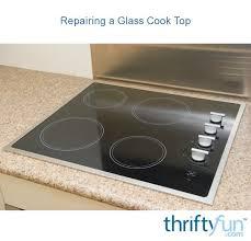 repairing a glass cook top thriftyfun