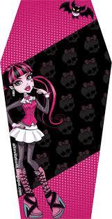 Title Con Imagenes Fiesta De Monster High Invitaciones De