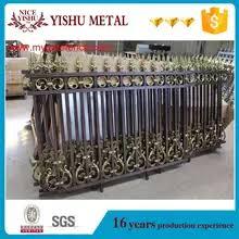 Powder Coated Wrought Iron Gate Design Aluminum Driveway Gate Aluminum Sliding Door View Aluminum Profile Yishujia Product Details From Shijiazhuang Yishu Metal Products Co Ltd On Alibaba Com