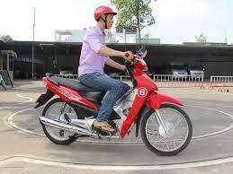 Thi bằng lái xe A1 tại Hà Nội   Thi bằng lái xe máy tại Hà Nội