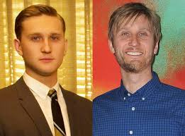 Aaron Staton from Mad Men Stars, Then and Now | E! News