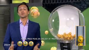 Oz Lotto Results Draw 1241 28 Nov 2017 ...