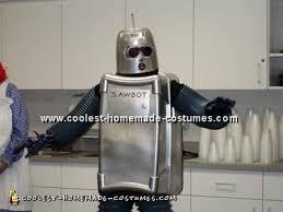 coolest homemade robot costume ideas
