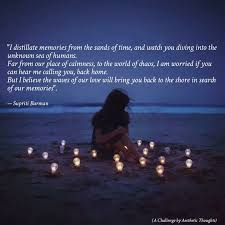 i distillate memories fr quotes writings by supriti barman