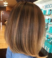 60 تسريحات الشعر يتميز بني داكن الشعر مع الضوء