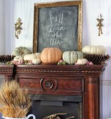 fireplace mantel decor ideas for