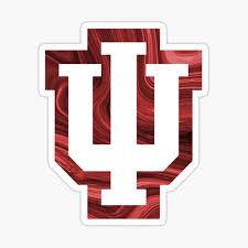 Indiana University Stickers Redbubble