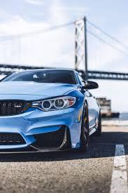 car bmw f82 m4 shadow bridge blue