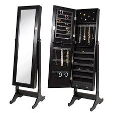 free standing full length mirror vanity