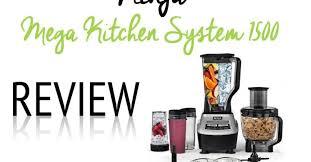 ninja mega kitchen system 1500 review