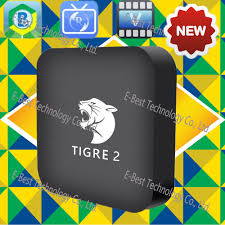 2020 new Tigre2 tv box HTV6 HTV BOX 5 iptv H.TV 6 Brazilian ...