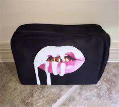 kylie jenner make up bag birthday