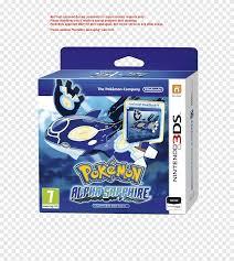 Pokémon Omega Ruby and Alpha Sapphire Pokémon Ruby and Sapphire ...