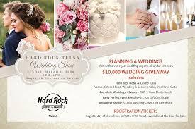 hard rock tulsa wedding show returns