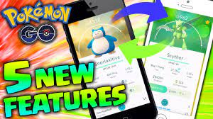 Pokémon GO | 5 NEW Features Coming in Update - NEW RARE Pokemon ...