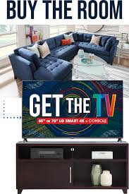 Rooms To Go Kids Wow Get A Smart Tv With Your Living Room Milled