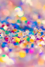 3d colorful glitter iphone wallpaper