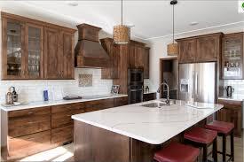 cambria brittanicca dark cabinets