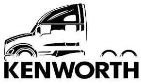 Kw Kenworth Logo Big Rig 18 Wheeler Logo Vinyl Decal Sticker 61137z 4 00 Picclick