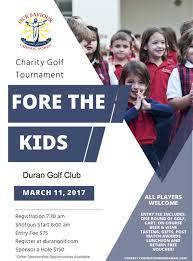 golf tournament sponsorship our