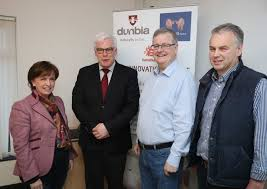 European Investment Bank visits growth-seeking Dunbia
