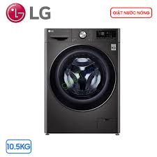 Máy Giặt LG Inverter 10.5kg (FV1450S2B) Lồng Ngang Chính Hãng, Giá Rẻ Nhất