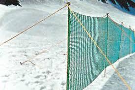 Ski Slope Nets Snow Fencing Huck