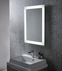 led backlit illuminated mirror