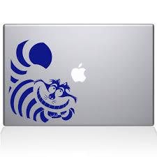 Alice In Wonderland Cheshire Cat Macbook Decals The Decal Guru